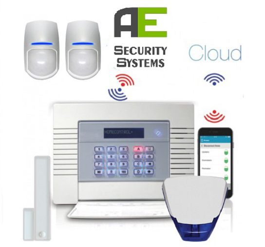 Wireless Alarm System €649